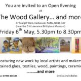 The Wood Gallery Invite2